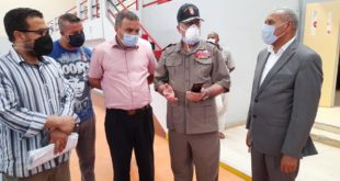 جندوبة: تحضيرات لإعداد مستشفى ميداني لمرضى كوفيد